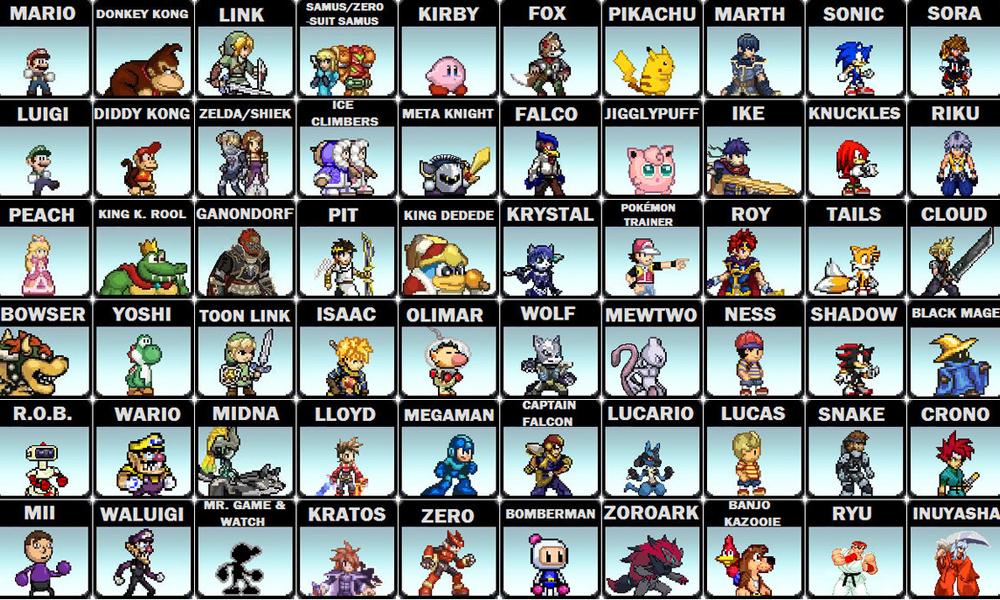 Super Flash Smash 3
